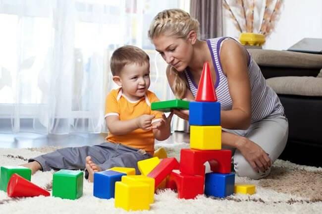 Ценность детских развивающих игр