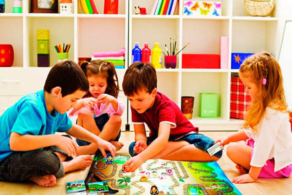 Курсы игровой клуб для детей