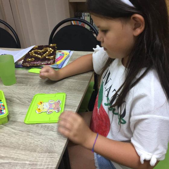 Игра Термомозаика. Что это дает ребенку?