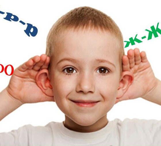 Классификации дислексий. Развитие фонематического восприятия.