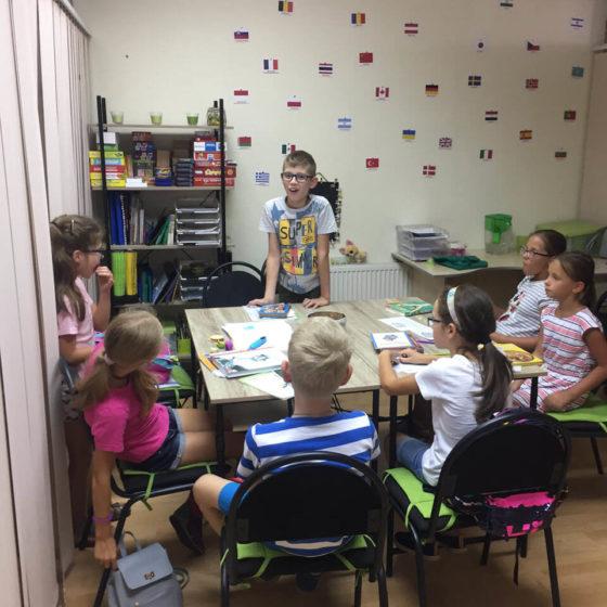 Динамическое чтение - старшая группа (9-11 лет)